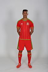150603 Wales Team Portraits