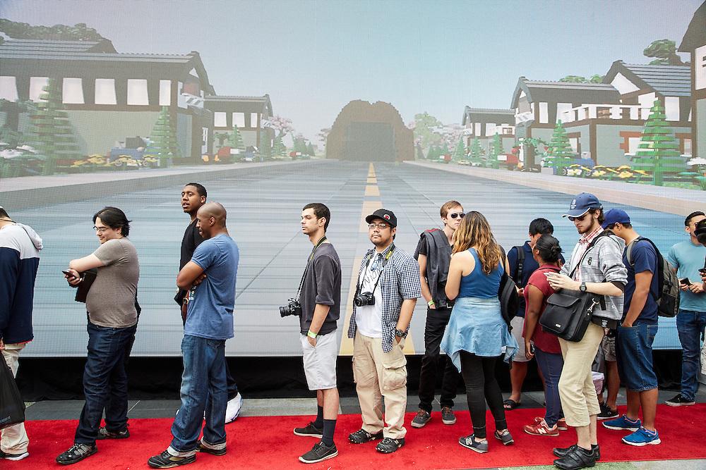 E3 Live, Marguerite Schumm;Los Angeles Convention Center June 14th, 2016, Los Angeles, CA. Marguerite Schumm