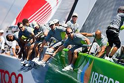 08_011269  © Sander van der Borch. Porto Portals, Mallorca,  July 23th 2008. AUDI MEDCUP in Porto Portals  (21/26 July 2008). Race 4,5 and 6.