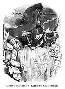 Lord Brougham's Railway Nightmare.