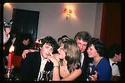 Richard Bott and Robert Howard at Piers Gaveston ball. Oxford town hall. 1981 approx.© Copyright Photograph by Dafydd Jones 66 Stockwell Park Rd. London SW9 0DA Tel 020 7733 0108 www.dafjones.com