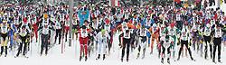 21.01.2012, Loipe Obertilliach, AUT, 38. Dolomitenlauf, Classicrace, im Bild Feature Langlaufen, EXPA Pictures © 2012, PhotoCredit: EXPA/ M. Gruber