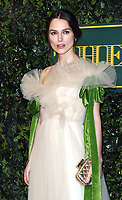 Keira Knightley, London Evening Standard Theatre Awards, Theatre Royal Drury Lane, London UK, 03 December 2017, Photo by Richard Goldschmidt