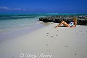 Lac Bay, Bonaire, Netherlands Antilles ( Caribbean Sea )   MR 88