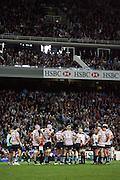The Waratahs. NSW Waratahs v Hurricanes. 2010 Super 14 Rugby Union round 14 match played at the Sydney Football Stadium, Moore Park Australia. Friday 14 May 2010. Photo: Clay Cross/PHOTOSPORT