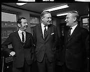 James Callaghan Visits Dublin..1971..05.02.1971..02.05.1971..5th February 1971..While in Dublin to meet the Taoiseach, Mr Jack Lynch TD,the former British Home Secretary, James Callaghan paid a courtesy call on the leader of the opposition Mr Liam Cosgrave TD.