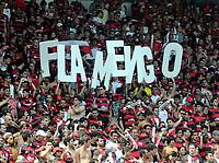 20091206: RIO DE JANEIRO, BRAZIL - Flamengo vs Gremio: Brazilian League 2009 - Flamengo won 2-1 and celebrated the 6th Brazilian Championship of its history. In picture: Flamengo fans celebrating victory. PHOTO: Andre Durao/CITYFILES