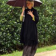 NLD/Laren/2005005 - Begrafenis Roy Beltman, Jodie Pijper