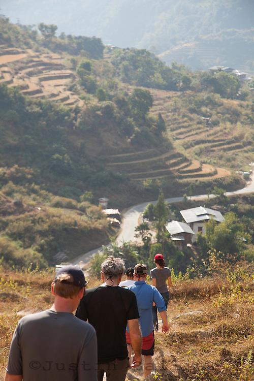 Travel photos from Bhutan.