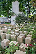 The M&G Garden - The Chelsea Flower Show organised by the Royal Horticultural Society with M&G as its MAIN sponsor for the final year.