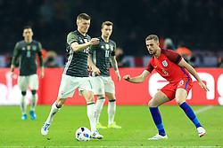 Germanys Toni Kroos in action - Mandatory by-line: Matt McNulty/JMP - 26/03/2016 - FOOTBALL - Olympiastadion - Berlin, Germany - Germany v England - International Friendly