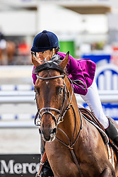 DINIZ Luciana (POR), Chacco Blue II<br /> STAWAG-Preis<br /> CSI3* - Springprüfung mit Stechen 1.45m<br /> Grosse Tour<br /> Aachen - Jumping International 2020<br /> 05. September 2020<br /> © www.sportfotos-lafrentz.de/Stefan Lafrentz