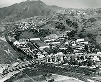 1939 Aerial view of Universal Studios