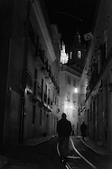 Lisbon black light