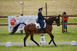 Arnold Marie-Sophie, GER Remember Me 74<br /> European Championship Eventing Landelijke Ruiters - Tongeren 2017<br /> © Hippo Foto - Dirk Caremans<br /> 28/07/2017