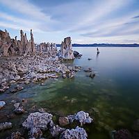 Mono Lake and Tufa formations; California