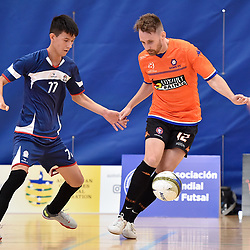 BRISBANE, AUSTRALIA - OCTOBER 4:  during the Southern Cross Futsal League Pacific Conference Round 3 match between Lions FC and Brisbane AFG at Yeronga Park on October 4, 2020 in Brisbane, Australia. (Photo by Patrick Kearney)