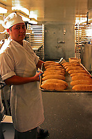 Bread Baker at Stinking Rose kitchen