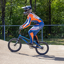 05-05-2020: Wielrennen: BMX KNWU: Papendal <br />Ruby Huisman