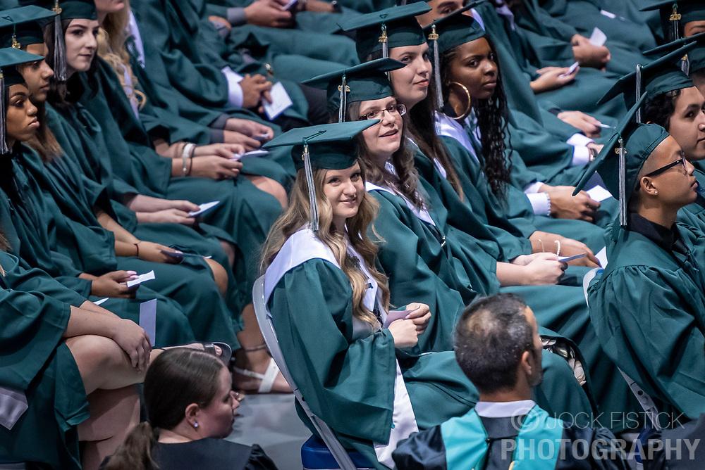 Marlie's High School Graduation - May 23, 2019.