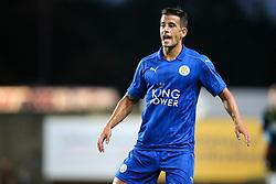 Luis Hernandez of Leicester City in action - Mandatory byline: Jason Brown/JMP - 19/07/2016 - FOOTBALL - Oxford, Kassam Stadium - Oxford United v Leicester City - Pre Season Friendly