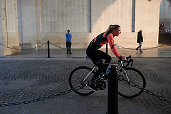 Lorena Wiebes (NED) at Gent Wevelgem - Elite Women 2019, a 136.9 km road race from Ieper to Wevelgem, Belgium on March 31, 2019. Photo by Sean Robinson/velofocus.com
