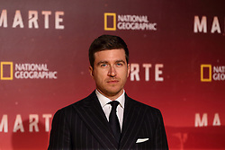 November 8, 2016 - Roma, RM, Italy - Italian actor Alessandro Roja during Red Carpet of the premier of Mars, the largest production ever made by National Geographic  (Credit Image: © Matteo Nardone/Pacific Press via ZUMA Wire)