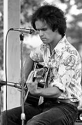 Paul Zimmerman. Bill Seiden and Paul Zimmerman play an Acoustic Concert on 24 June 1977, on the Milford Green, Connecticut.