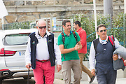 ©María Muiña : Sailingshots.es/ Primera Jornada de la Regata Rey Juan Carlos I El Corte Inglés Máster.