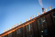 Aalborg spirit factory, Denmark.