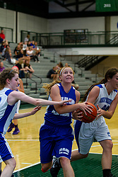 21 June 2014:  , 2014 Girls Illinois Basketball Coaches Association All Start game at the Shirk Center in Bloomington IL