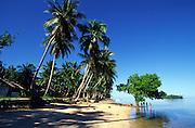 Walung Village, Kosrae, FSM, Micronesia<br />