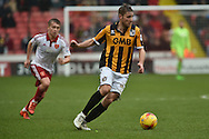 Sam Foley of Port Vale  during the Sky Bet League 1 match between Sheffield Utd and Port Vale at Bramall Lane, Sheffield, England on 20 February 2016. Photo by Ian Lyall.