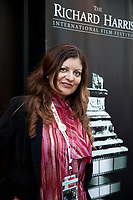 Patricia Chica at the Richard Harris International Film Festival short film screening at the 70th Cannes Film Festival, Wednesday 24th May 2017, Morrison's Irish Pub, Cannes, France