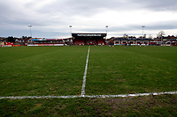 Altrincham FC 1-1 Stockport County FC. Vanarama National League. 27.12.20