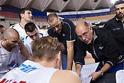 DESCRIZIONE : Roma LNP A2 2015-16 Acea Virtus Roma Assigeco Casalpusterlengo<br /> GIOCATORE : Attilio Caja<br /> CATEGORIA : time out coach allenatore<br /> SQUADRA : Acea Virtus Roma<br /> EVENTO : Campionato LNP A2 2015-2016<br /> GARA : Acea Virtus Roma Assigeco Casalpusterlengo<br /> DATA : 01/11/2015<br /> SPORT : Pallacanestro <br /> AUTORE : Agenzia Ciamillo-Castoria/G.Masi<br /> Galleria : LNP A2 2015-2016<br /> Fotonotizia : Roma LNP A2 2015-16 Acea Virtus Roma Assigeco Casalpusterlengo