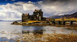 Eilean Donan Castle, Scotland<br /> <br /> (c) Andrew Wilson | Edinburgh Elite media