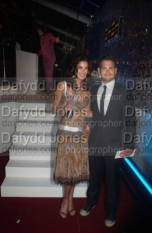 Teri Hatcher and Jack Osborne. Glamour Women Of The Year Awards 2005, Berkeley Square, London.  June 7 2005. ONE TIME USE ONLY - DO NOT ARCHIVE  © Copyright Photograph by Dafydd Jones 66 Stockwell Park Rd. London SW9 0DA Tel 020 7733 0108 www.dafjones.com