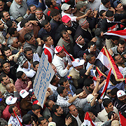 Standing room only in Cairo's Tahrir Square on the Day of Justice and Cleansing.