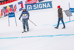 25.01.2020, Streif, Kitzbühel, AUT, FIS Weltcup Ski Alpin, im Rahmen der KitzCharityTrophy 2020 am Samstag, 25. Jänner 2020, auf der Streif in Kitzbühel. // f.l. Jorge Abed and Sebastian Vettel during the KitzCharityTrophy 2020 at the Streif in Kitzbühel, Austria on 2020/01/25, im Bild v.l. Jorge Abed, Sebastian Vettel // f.l. Jorge Abed and Sebastian Vettel during the KitzCharityTrophy 2020 at the Streif in Kitzbühel, Austria on 2020/01/25. EXPA Pictures © 2020, PhotoCredit: EXPA/ Stefan Adelsberger
