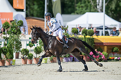 Hoy Andrew (AUS) - Cheeky Calimbo <br /> Cross country<br /> CCI3*  Luhmuhlen 2014 <br /> © Hippo Foto - Jon Stroud