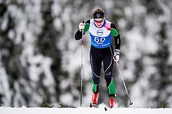 January 11, 2018 - GSbu, NORWAY - 180111 Tine Marit RenÅ' competes in the women's sprint classic technique qualification during the Norwegian Championship on January 11, 2018 in GÅ'sbu..Photo: Jon Olav Nesvold / BILDBYRN / kod JE / 160126 (Credit Image: © Jon Olav Nesvold/Bildbyran via ZUMA Wire)