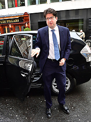 © Licensed to London News Pictures. 08/04/2016. London, UK. LORD FELDMAN arrives for the Conservative Party Spring Forum in central London.  Conservative party leader and British prime minster David Cameron has come under pressure after it was revealed that he had  investment in an offshore fund.  Photo credit: Ben Cawthra/LNP