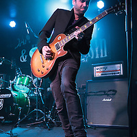 Federal Charm live in concert at Manchester Academy 3, Manchester, United Kingdom, 2015-10-31