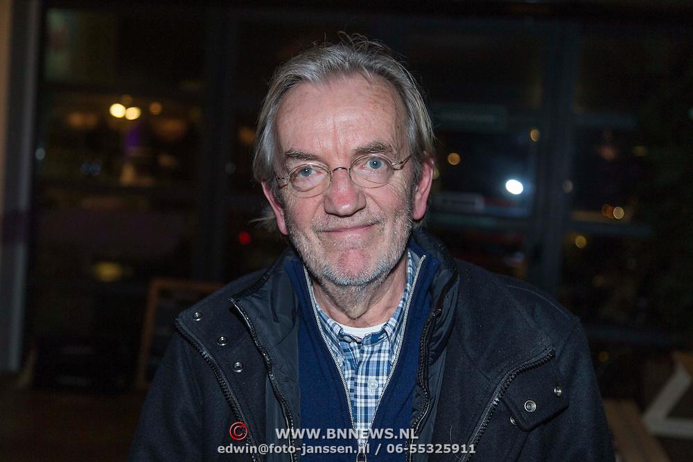 NLD/Amsterdam/20140227 - Boekpresentatie Jeroen van Inkel - Kort Sluiting , Frits Spits