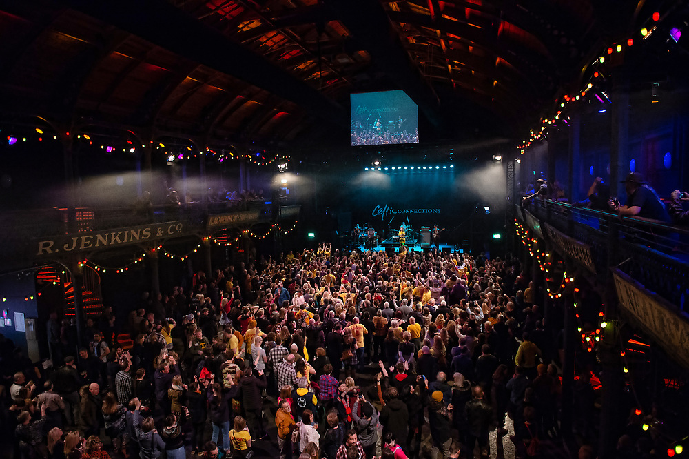Carla J. Easton in concert at Celtic Connections 2020