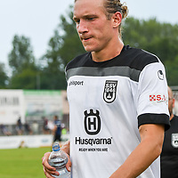01.08.2020, C-Team Arena, Ravensburg, GER, WFV-Pokal, FV Ravensburg vs SSV Ulm 1846 Fussball, <br /> DFL REGULATIONS PROHIBIT ANY USE OF PHOTOGRAPHS AS IMAGE SEQUENCES AND/OR QUASI-VIDEO, <br /> im Bild Vinko Sapina (Ulm, #22)<br /> <br /> Foto © nordphoto / Hafner