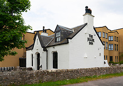 The Jigger Inn pub at Old Course Hotel in St Andrews, Scotland, UK