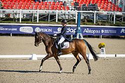 Taylor Izzy, GBR, Cooley Rules<br /> Mondial du Lion 2021<br /> © Hippo Foto - Dirk Caremans<br />  22/10/2021