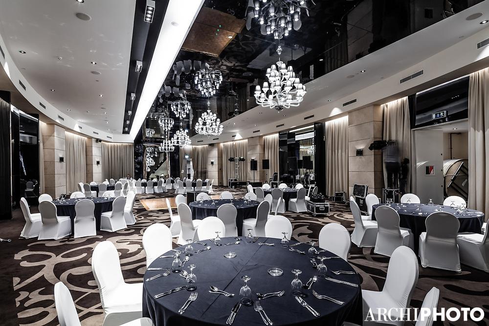 AS. Architecture-Studio • Rotana Hotel, Amman, Jordan • Monarch Ballroom
